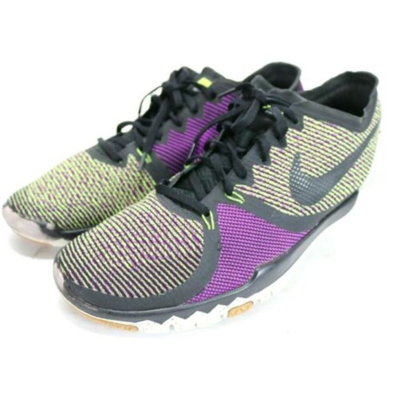 buy popular ce913 51f9d Nike Free 3.0 V4 Mens Running Shoes Size 12 Purple